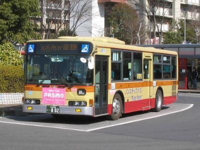 路線バス乗りつぶし 神奈中バス...