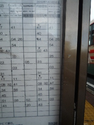 路線バス乗りつぶし 小湊鐵道編 その8   「マイナーな」路線 ...