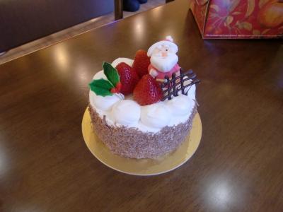 クリスマス4号ショコラ