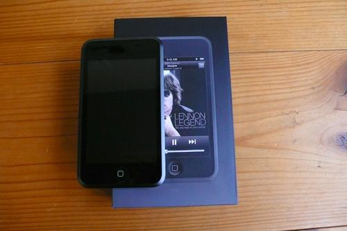 iPodタッチ