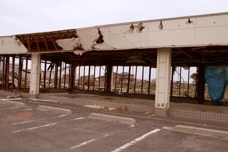 石巻市南浜町ファミマ跡
