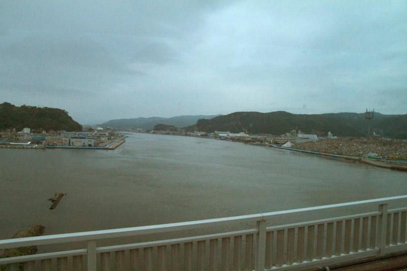 旧北上川 石巻