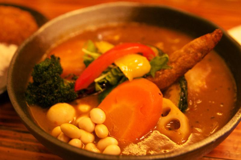 スープカレー samurai