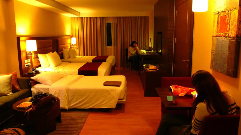 ホテル@バンコク