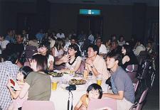 観客の表情