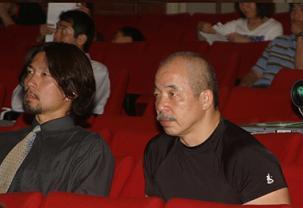 2007審査中の杉田会長