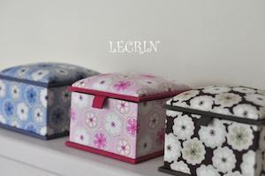 Cube - Toria x 3colors