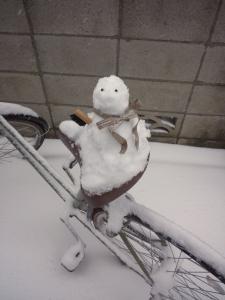 雪だるま*