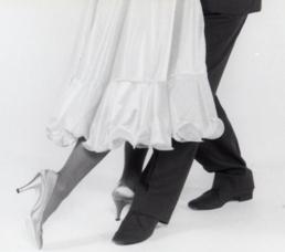 Footwork 'toe'のfootwork