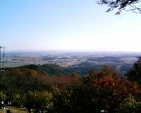 羽黒山からの展望