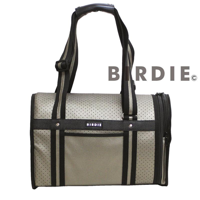 【BIRDIEドーム型キャリーバッグ】 パンチングトラベルキャリー