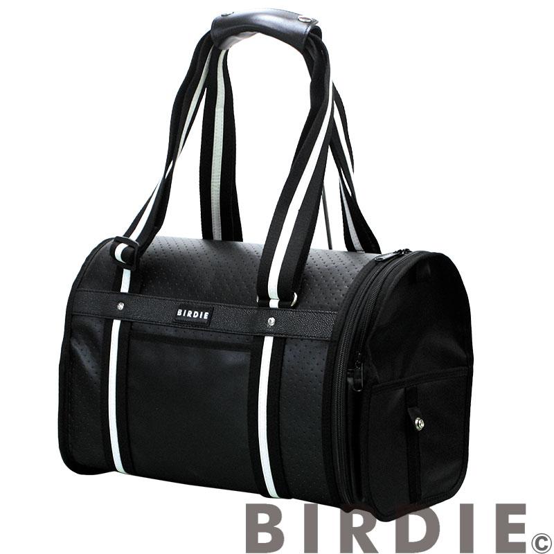 【BIRDIEドーム型 キャリーバッグ】パンチングトラベルキャリー