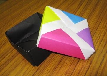 ハート 折り紙:折り紙 かわいい箱-keep.gozoen.co.jp