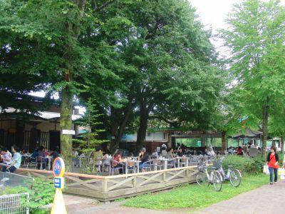 軽井沢サイクリング