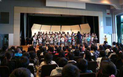 小中学校合同音楽祭