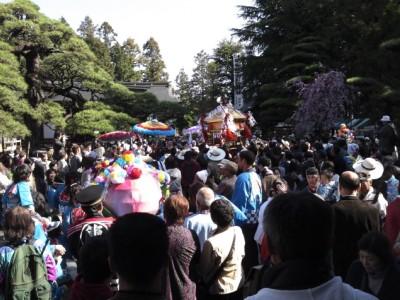 平成24年大御幸祭(一宮浅間神社)