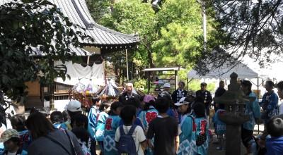 佐久神社秋季例大祭2012