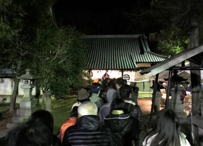 佐久神社(令和2年元旦)