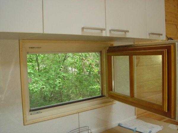 キッチンの建具