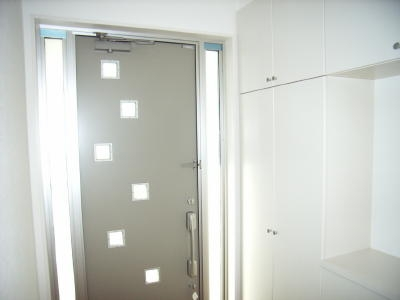 あると便利な玄関収納…ある。