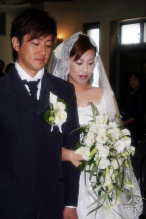 結婚式(二人)