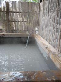 鉱泥温泉 泥湯