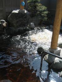 トータス温泉 露天