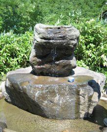 湧水飲み場