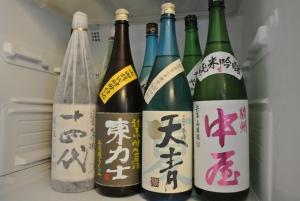 酒専用冷蔵庫