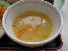 雑穀スープ