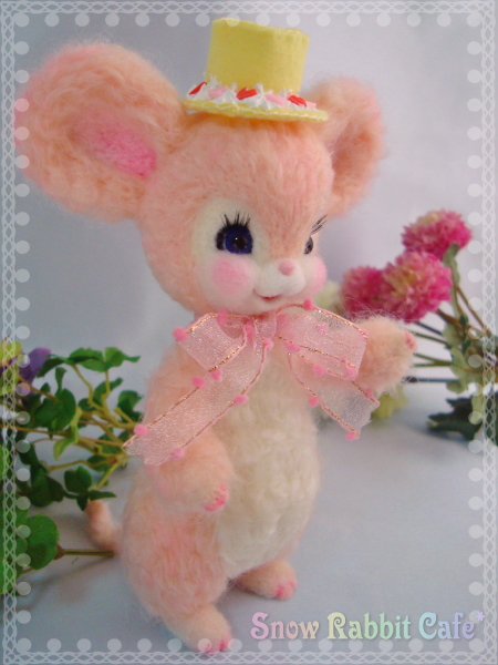 pink mouse