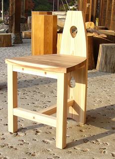 オリジナルの椅子をつくりませんか