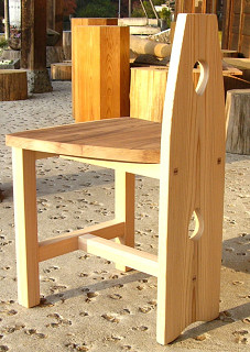 座面と背板を自由にデザインして下さい