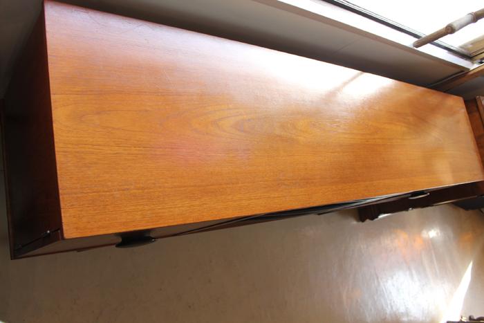 ヴィンテージのクレデンザ 天板