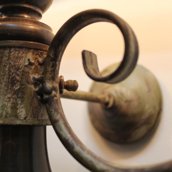 ヴィンテージのウォールランプ スイッチ