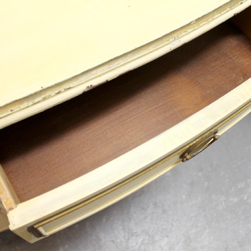 vintage vanity desk 引き出し