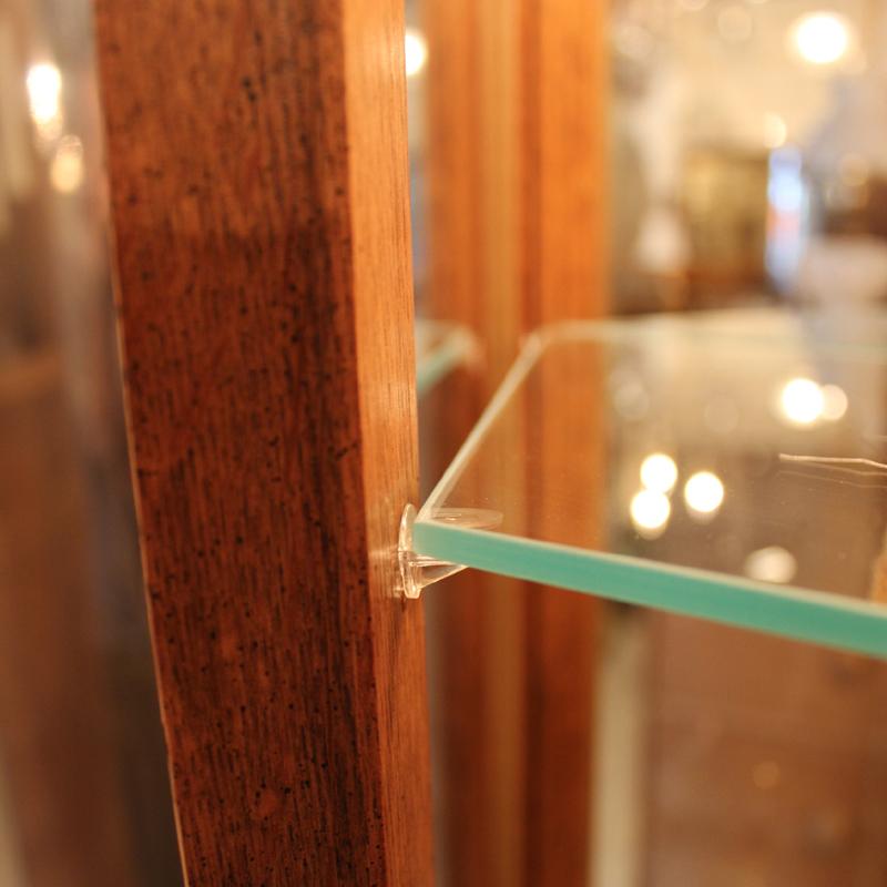 キャビネットガラス棚板