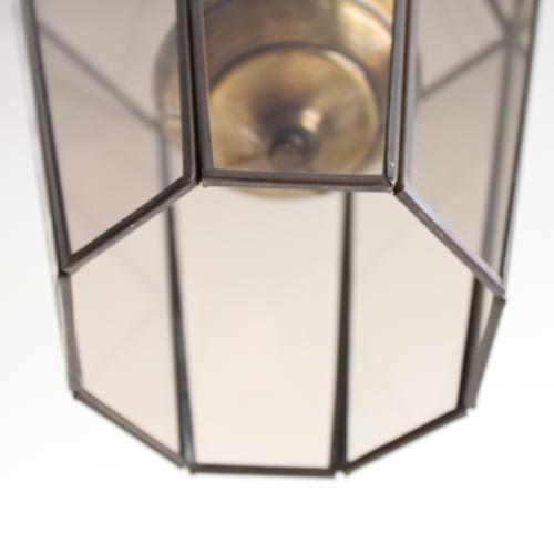 六角形のライト