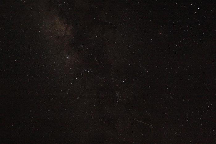 天の川・南斗六星・さそり座