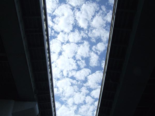 芦屋市総合公園・綿雲
