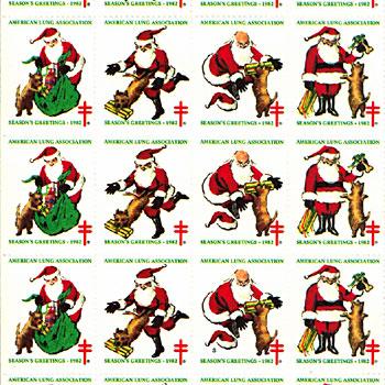 クリスマスシール1
