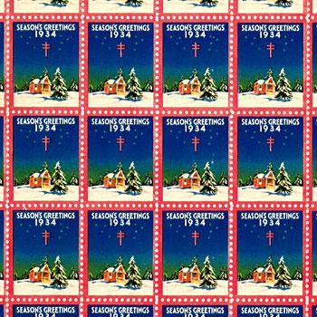 クリスマスシール2