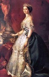 僅か滞在中のパリで絶対に鑑賞したかったのが、モード・ガリエラ美術館で行われている19世紀半ば第二帝政期のファッション、クリノリンのドレス。