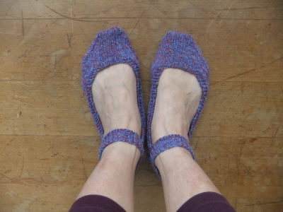 Comfort Slippers - for Japan -1