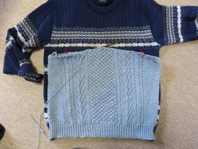 ブラックベリーセーター1