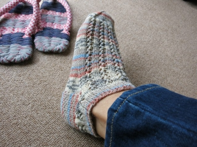 Willow Socklets4