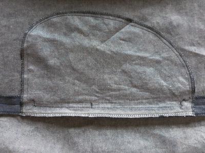ポケット 裏の図