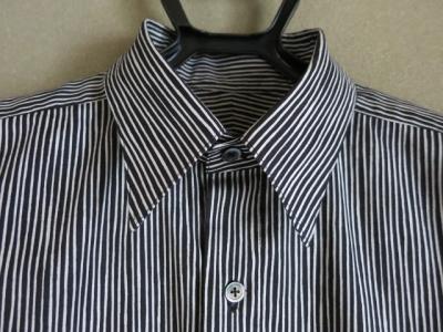 no.4 シャツ 襟