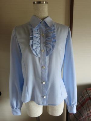 プリンセスラインのシャツ