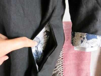 3-D ワンピース ポケット